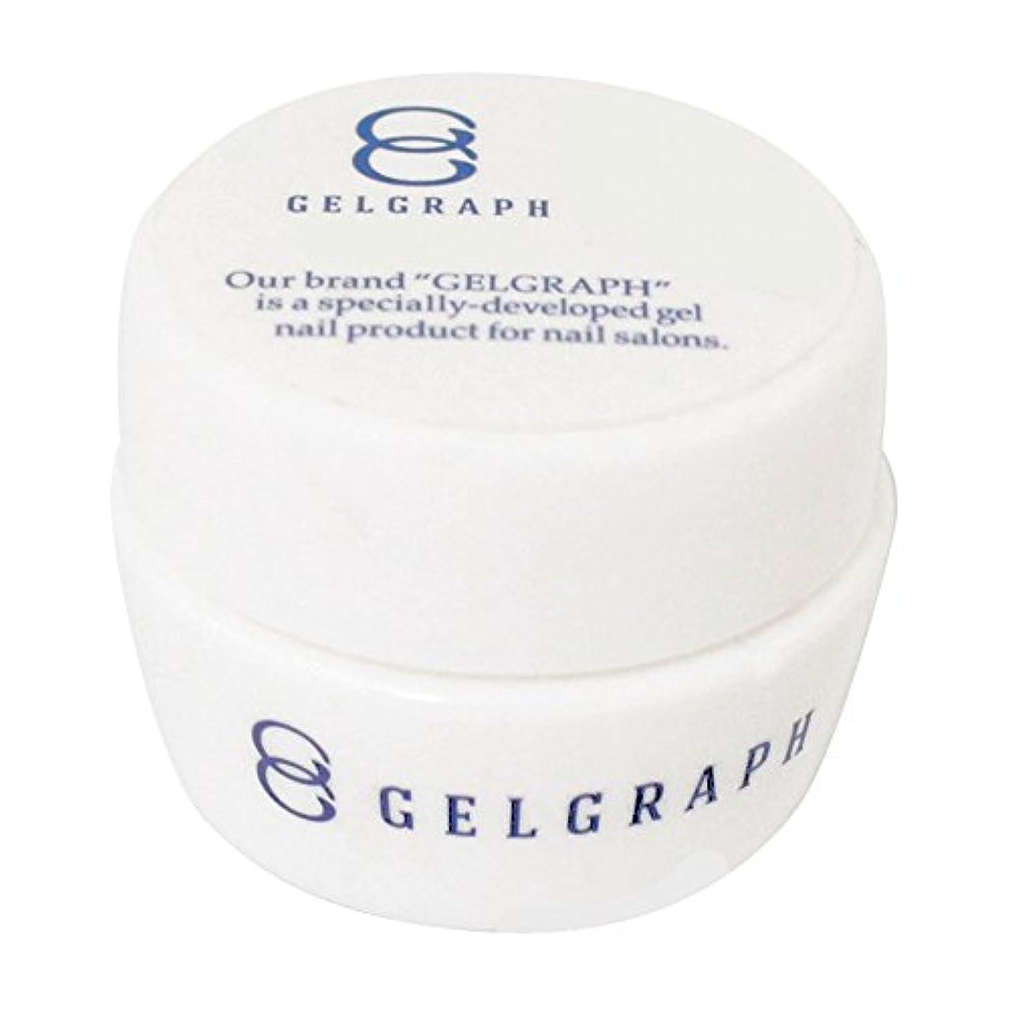 愛撫カレンダー時GELGRAPH カラージェル 140M ティアマリアミルク 5g UV/LED対応 ソークオフジェル
