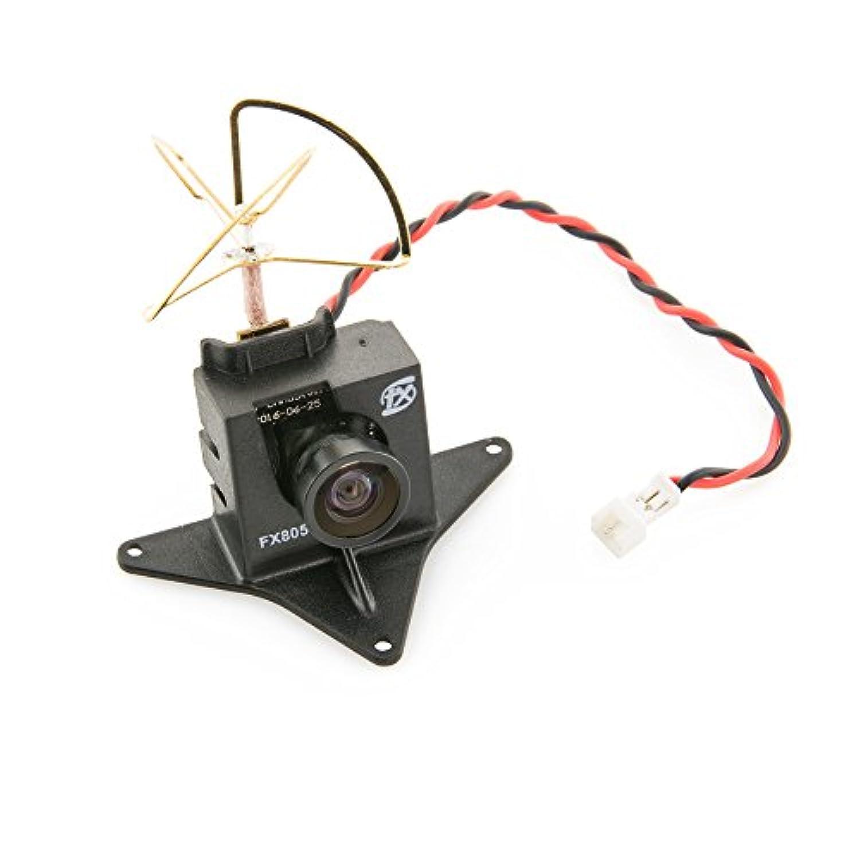 FX805 マイクロFPVカメラ&5.8GHz 37CH 25mW VTX マウントケース付き。