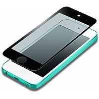 iJacket iPod touch 第5世代 液晶保護フィルム 気泡ZERO光沢タイプ ブラック PG-IPTO5ZRHDBK