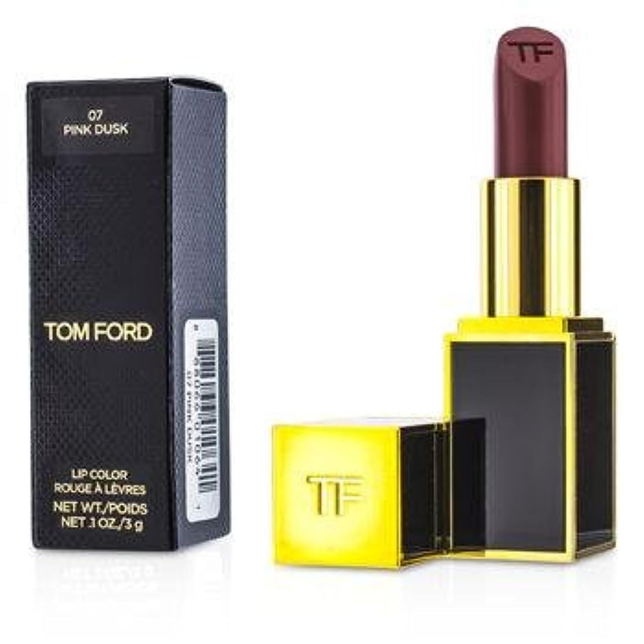落ち着いてスティック隙間トム フォード Lip Color - # 07 Pink Dusk 3g/0.1oz並行輸入品
