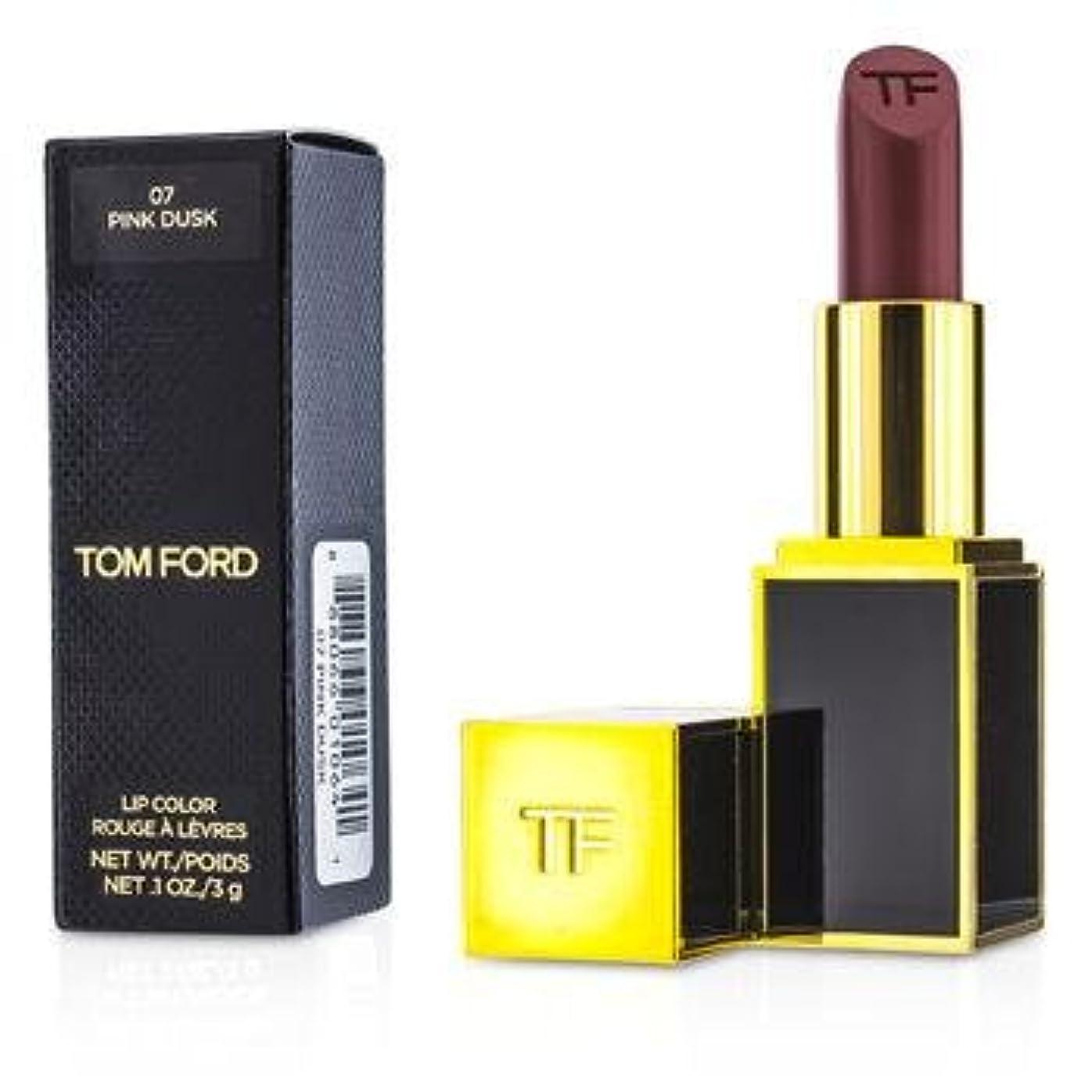 現金寂しい元気なトム フォード Lip Color - # 07 Pink Dusk 3g/0.1oz並行輸入品