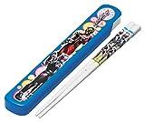 小森樹脂 箸・箸箱セット 仮面ライダージオウ 17.7x2.9xH1.4cm