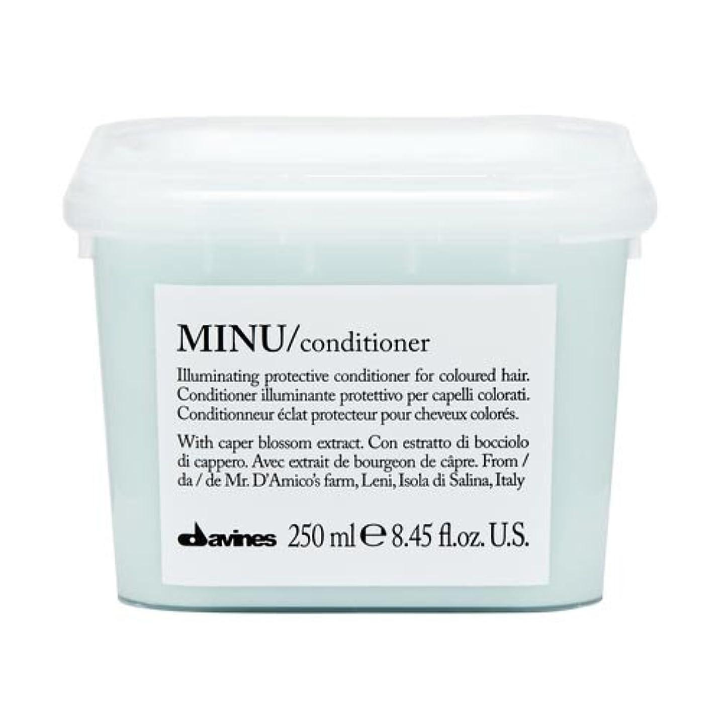 標準寝室を掃除する電子レンジダヴィネス ミヌ コンディショナー 250ml [並行輸入品]