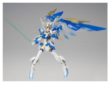 Soul Nation 2012Armor Girls Project MS Girl Wing Gundam ( EWバージョン)コード:ライトSnowfall