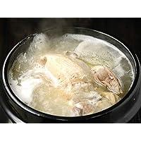 プロが選んだ韓国宮廷料理・参鶏湯(サムゲタン) 1kg×2袋