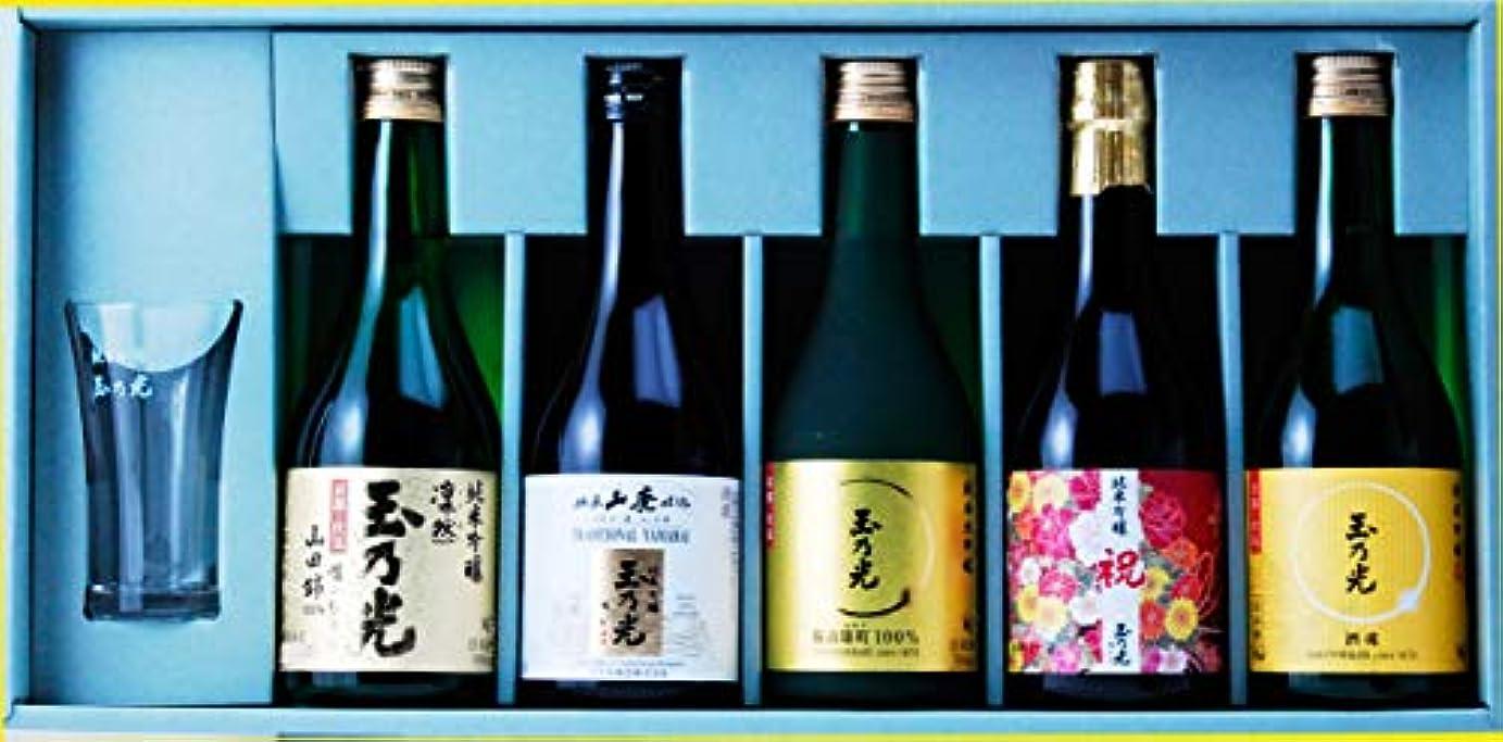放つ渇きレタス京都?伏見の蔵元 玉乃光 米100%の日本酒 純米大吟醸?純米吟醸 飲み比べセット