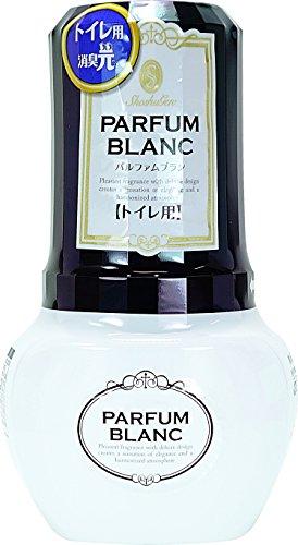トイレの消臭元 パルファムブラン 消臭芳香剤 トイレ用 イノセントホワイトフラワー 400ml