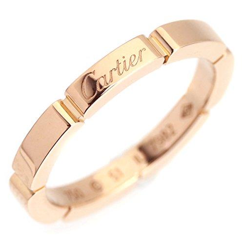 カルティエ Cartier リング 指輪 マイヨンパンテール 11号 18金 ピンクゴールド 中古