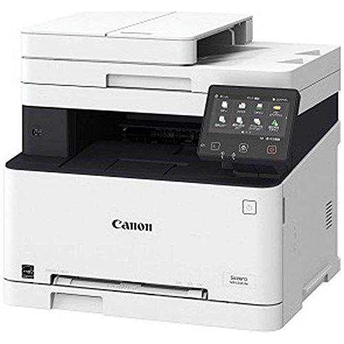 キヤノン A4プリント対応 カラーレーザー複合機Canon S...