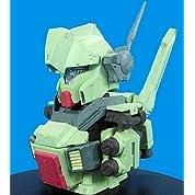 機動戦士ガンダム ガンダムヘッドⅣ ジェガン 単品 BANDAI
