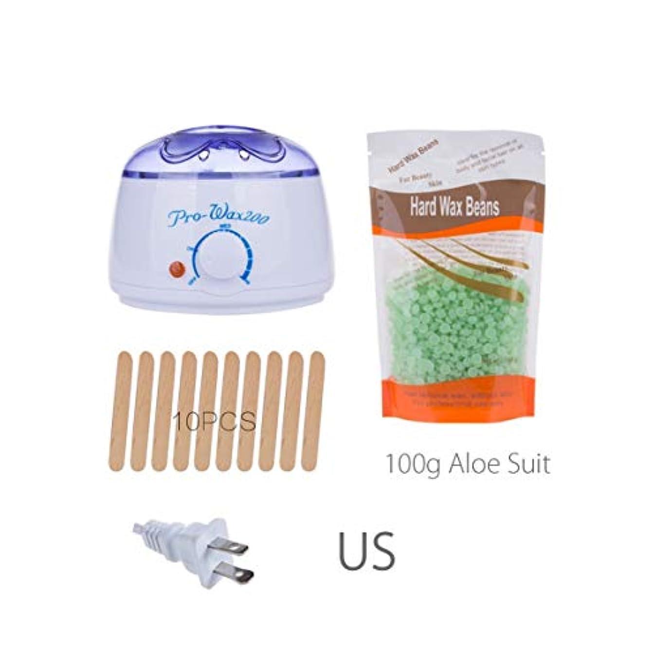 いつでも石化するタンカーIntercorey 200CC Hand Wax Machine Hot Paraffin Wax Warmer Heater Body Depilatory Salon SPA Hair Removal Tool With...