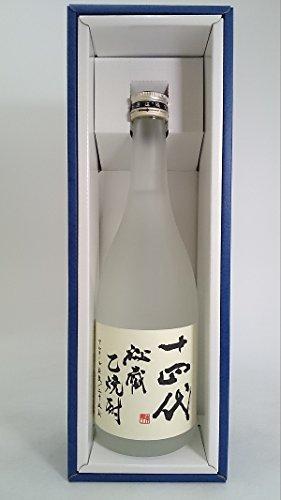 十四代 秘蔵乙焼酎25度  720ml 1本入り ギフトBOX 無料包装可