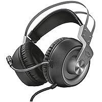 TRUST マルチプラットフォーム・オーバーイヤー ゲーミングヘッドセットトラスト GXT 430 Ironn Gaming Headset 23209(GXT430