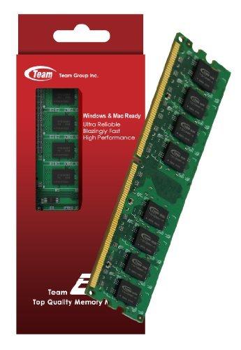 4GBチーム高パフォーマンスメモリRamアップグレードSingle Stick For Dell Inspiron 580580s。メモリキットは人生の時間の保証。