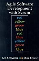 Agile Software Development with Scrum (Series in Agile Software Development) by Ken Schwaber Mike Beedle(2001-10-21)
