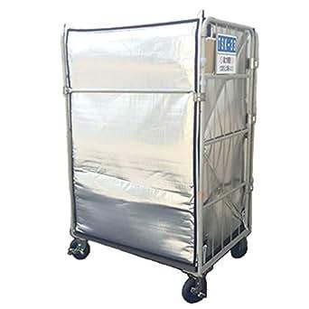 運送お助け隊 保冷保温かご台車用カバー(K-1) 保冷用品