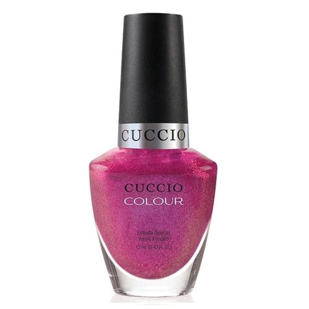 適性ウイルス原告Cuccio Colour Gloss Lacquer - Femme Fatale - 0.43oz/13ml