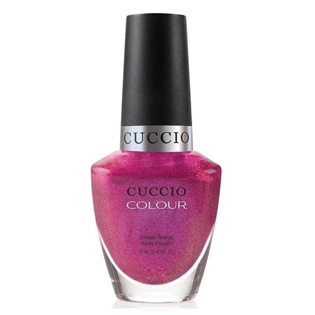 処方変化トリプルCuccio Colour Gloss Lacquer - Femme Fatale - 0.43oz/13ml
