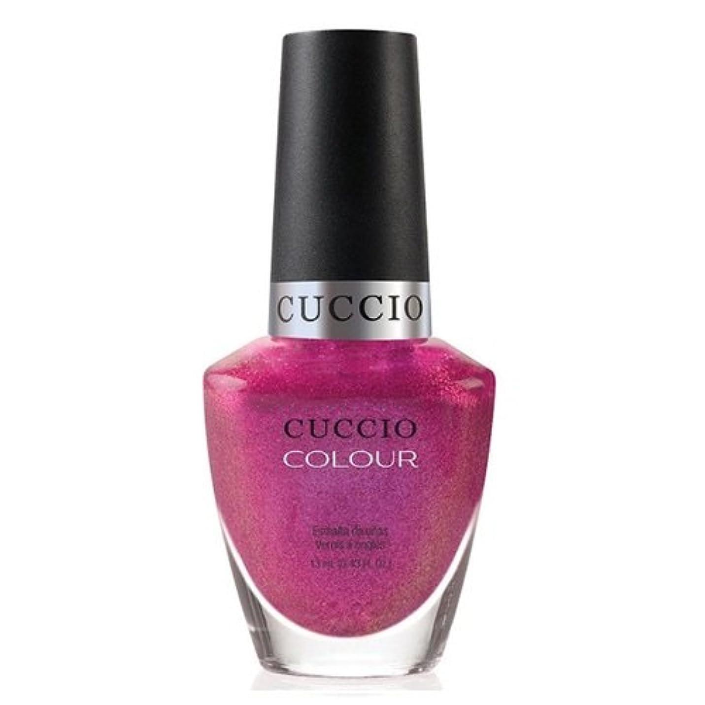 リーガン円形の重荷Cuccio Colour Gloss Lacquer - Femme Fatale - 0.43oz/13ml