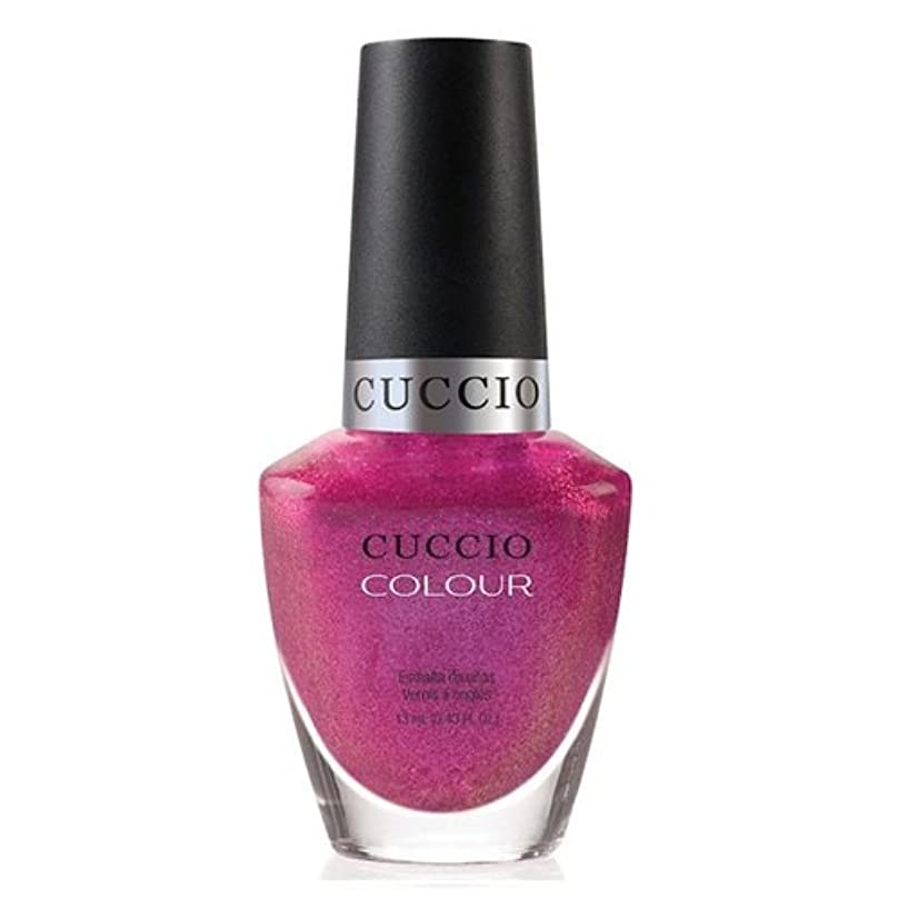ズーム有益ヒュームCuccio Colour Gloss Lacquer - Femme Fatale - 0.43oz/13ml