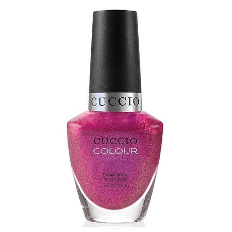 サイクロプス専門粒子Cuccio Colour Gloss Lacquer - Femme Fatale - 0.43oz/13ml