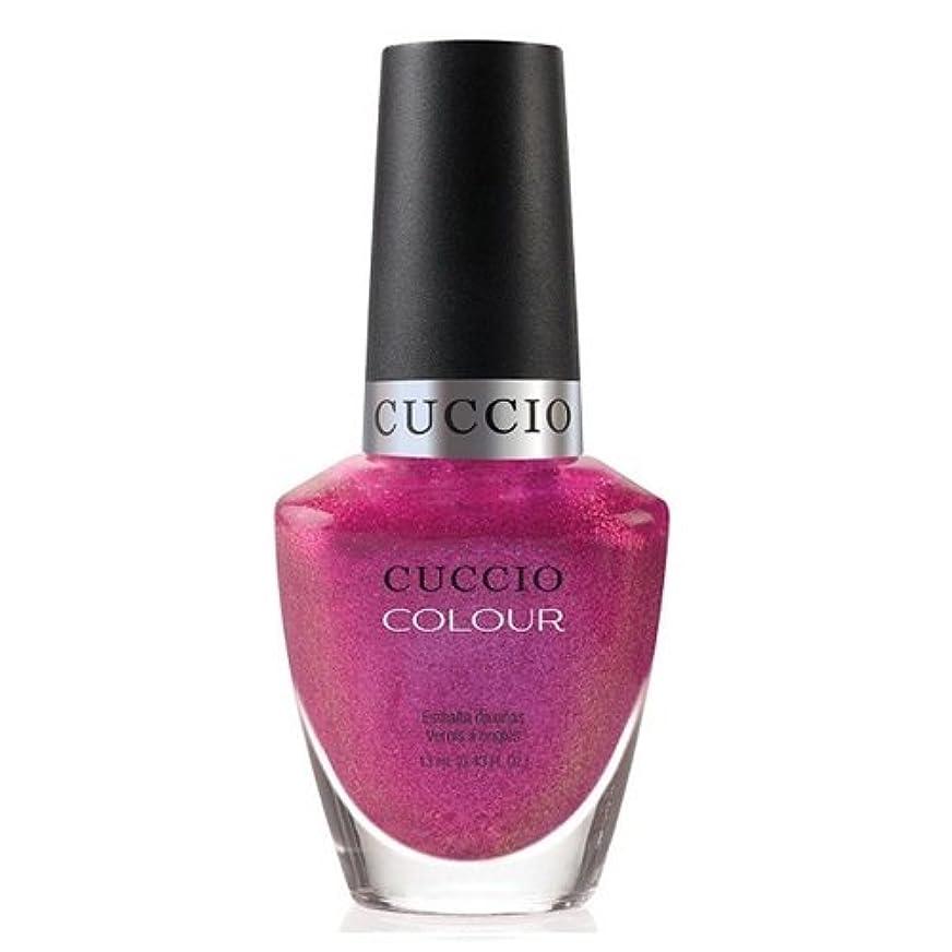 機密冷酷な生態学Cuccio Colour Gloss Lacquer - Femme Fatale - 0.43oz/13ml