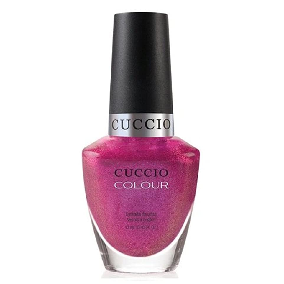 アラブ文庫本入るCuccio Colour Gloss Lacquer - Femme Fatale - 0.43oz/13ml