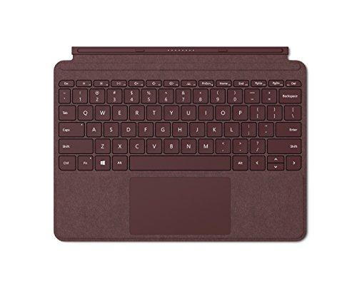Surface Go Signature タイプ カバー バーガンディ KC...