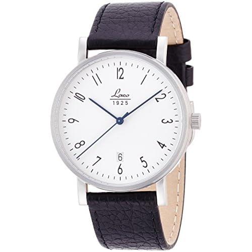 [ラコ]LACO 腕時計 クラシック 手巻き 5気圧防水 メンズ 861859 メンズ 【正規輸入品】