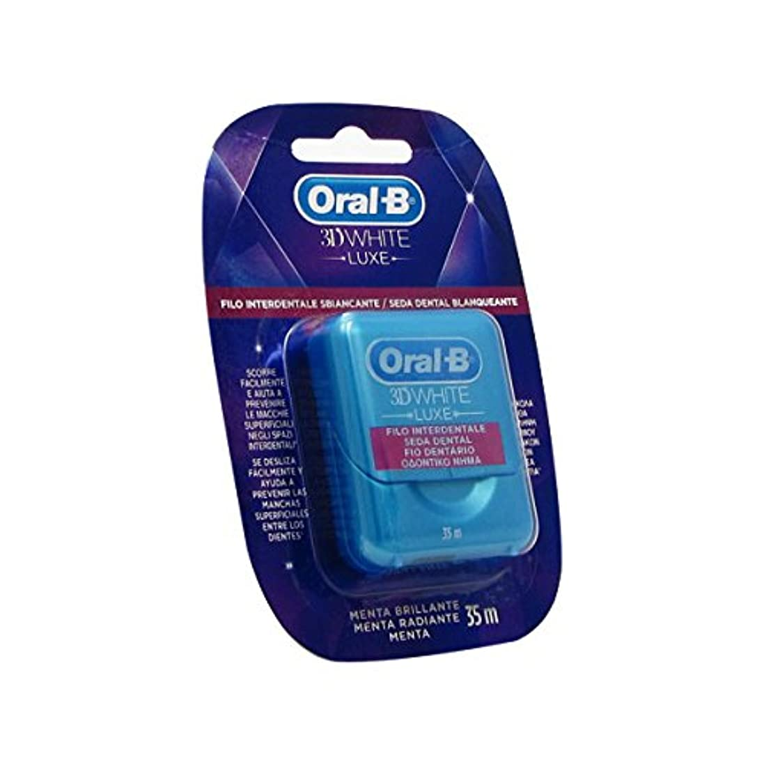 Oral B 3d White Tooth Whitening 35m [並行輸入品]
