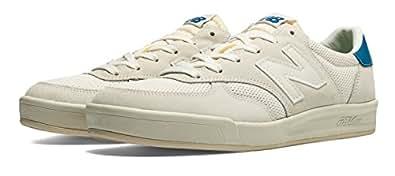 (ニューバランス) New Balance 靴・シューズ メンズスニーカー New Balance CRT300 Cream with White US 9 (27cm)