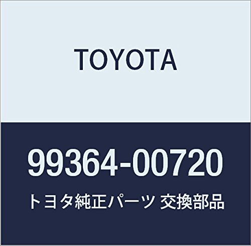TOYOTA (トヨタ) 純正部品 クーラ V ベルト(コンプレッサ ツウ クランクプーリ) NO.1 エスティマ 品番99364-00720