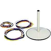 伝承の遊び わなげの輪(ロープリング)Sサイズ(直径12センチ) 10本入り ※支柱は別売です