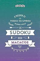 O melhor livro de quebra-cabeças de Sudoku para macacos