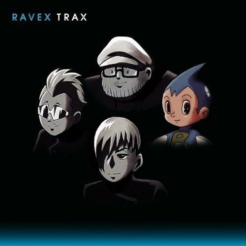 [画像:trax(DVD付)]