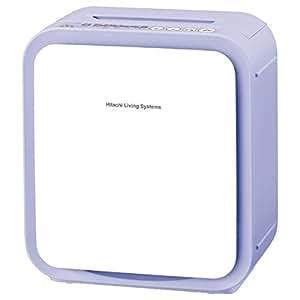日立 布団乾燥機「アッとドライ 」 HFKBK100-V ライトバイオレット 【ビックカメラグループオリジナル】