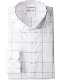 [アオキ] 【シャツ】形態安定 カッタウェイスナップボタンダウンシャツ 選べるバリエーション EBLM1473 メンズ
