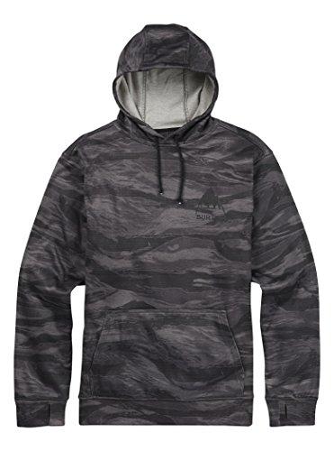 [해외]Burton (버튼) 후디 남성 후드 양털 OAK PULLOVER HOODIE S ~ XL 사이즈 162231 투습 속건 보온/Burton (Burton) Hoody Men`s Parker Fleece OAK PULLOVER HOODIE S ~ XL Size 162231 Breathable quick drying Dry warmth