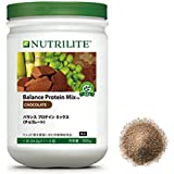 Nutrilite (ニュートリライト) バランス プロテイン ミックス チョコレート 500g 【公式ストア】