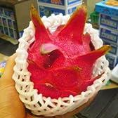 【沖縄産】超特大!限定入荷 ドラゴンフルーツ 2Lサイズ 1箱(ケース) 4玉入り 高級フルーツ