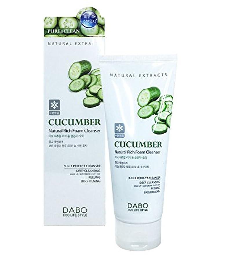 撤回する大学院知覚Cucumber Natural Rich Foam Cleanser …