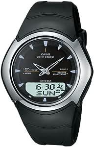 [カシオ]CASIO 腕時計 WAVE CEPTOR ウェーブセプター コンビネーションモデル 電波時計 WVA-104HJ-1AJF メンズ