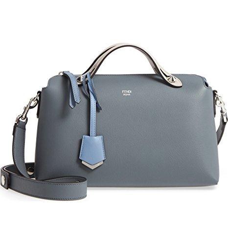 (フェンディ) FEND women`s `Medium By the Way` Colorblock Leather Shoulder Bag ミディアムバイザウェイ `カラーブロックレザーショルダーバッグ(並行輸入品)
