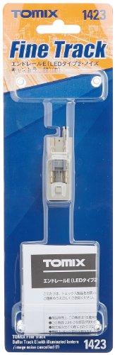 TOMIX Nゲージ 1423 エンドレールE (LED2・ノイズキャンセラー付) (F)