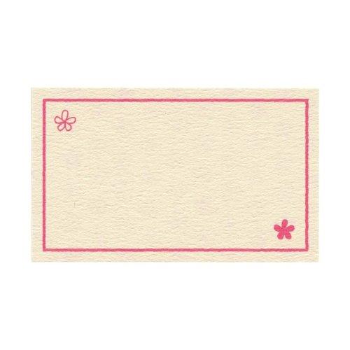 リュリュ メッセージカード 名刺サイズ