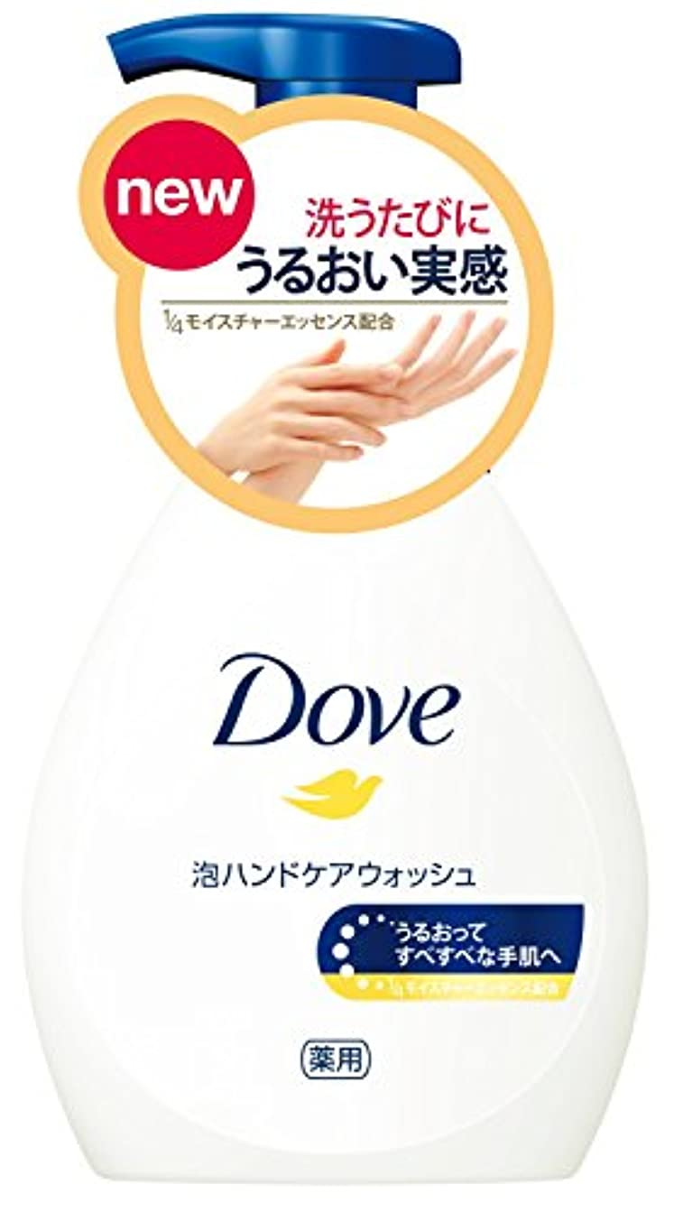 道徳夜明け家庭教師Dove ダヴ 泡ハンドケアウォッシュ ポンプ 250g