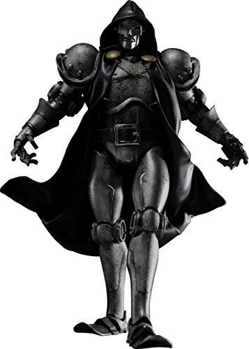 MARVEL Doctor Doom Stealth 1/6スケール ABS&PVC製 塗装済み可動フィギュア