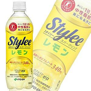 伊藤園 Styleeスパークリングレモン 500×48本...