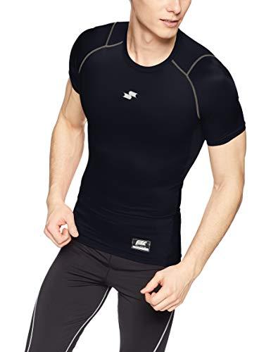 [エスエスケイ] ベースボールウェア SC βやわらかローネック半袖フィットアンダーシャツ SCB019LH [メンズ] ネイビー (70) 日本 M (日本サイズM相当)