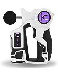 ジグソー マッサージガン アスリート用 Jigsaw Massage Gun for Athletes - 2 Long Lasting Batteries w/Percussion Deep Tissue Massager...